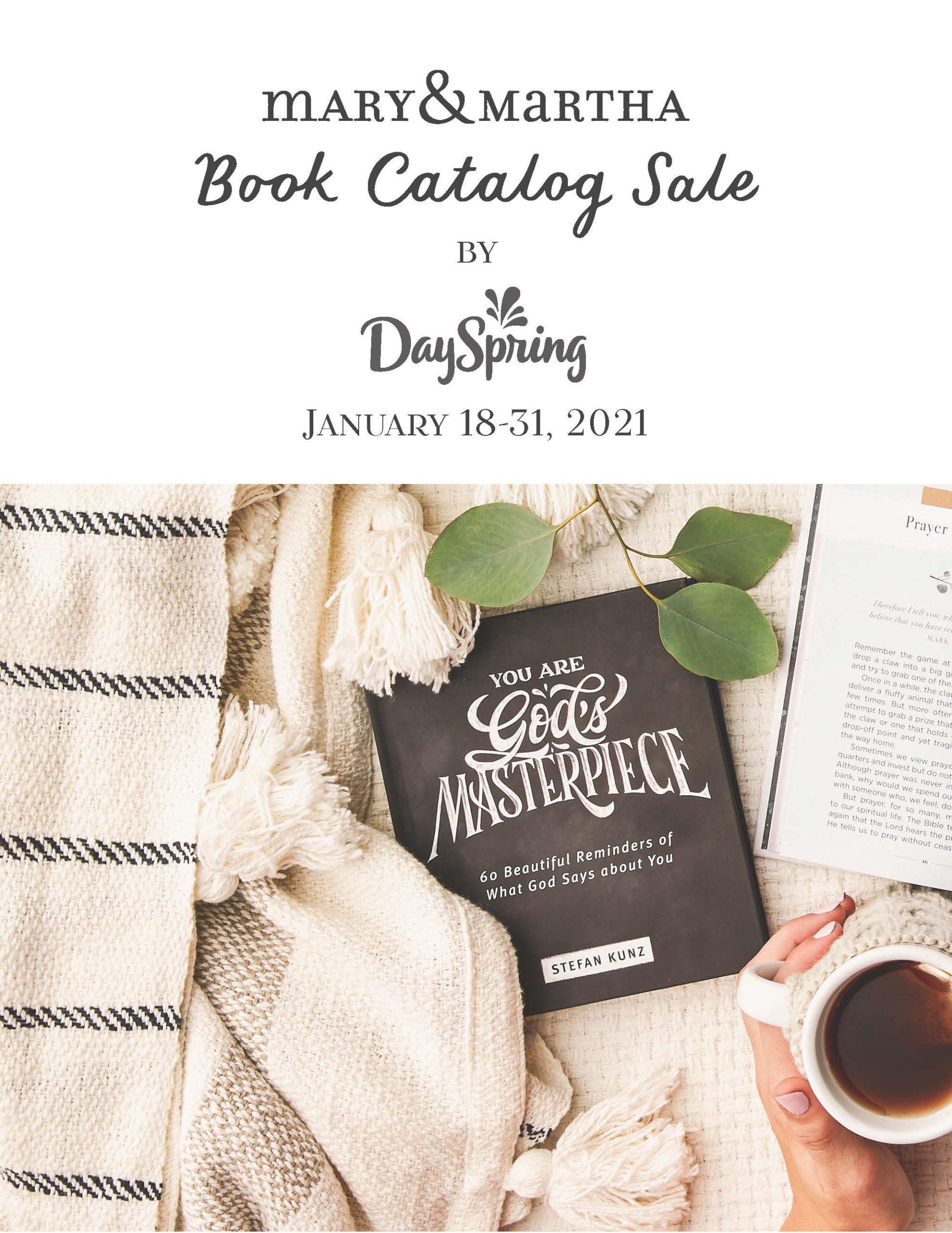 Catalog Book Sale